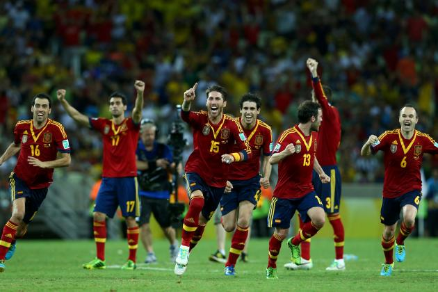 Confederations Cup 2013 Results: Score and Highlights from Spain vs. Italy