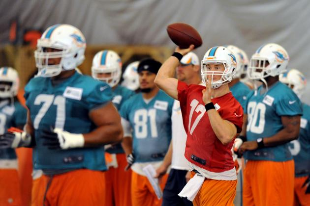 Hartline: Tannehill's Improvement 'Amazing'