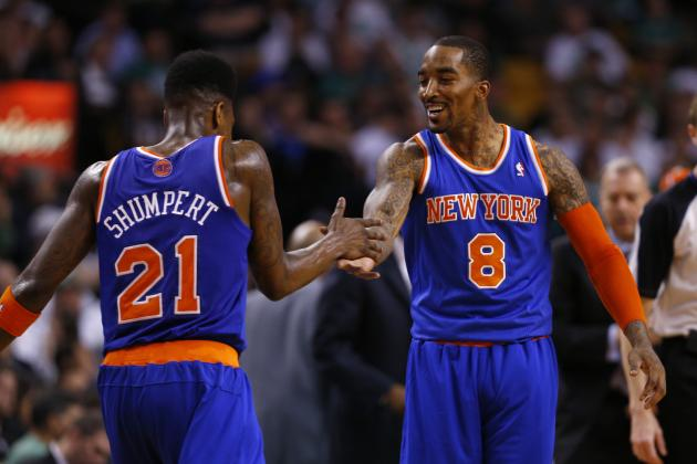 New York Knicks: Why Iman Shumpert Is a Better Option Than J.R. Smith