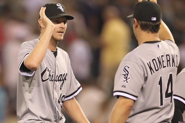 The White Sox Will Trade Anyone but Sale… and Konerko?