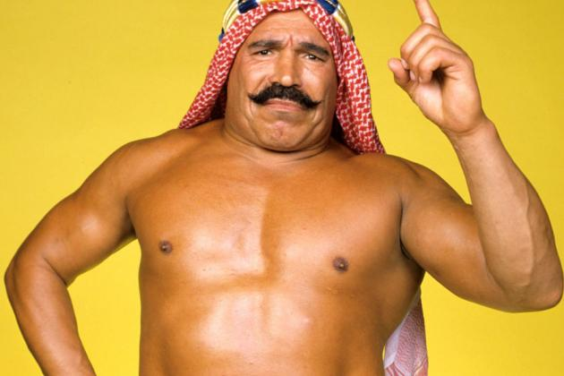 WWE Old School Remembers WWE Legend the Iron Sheik