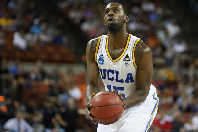 Shabazz Muhammad Will Draw Interest from Several Lottery Teams in NBA Draft