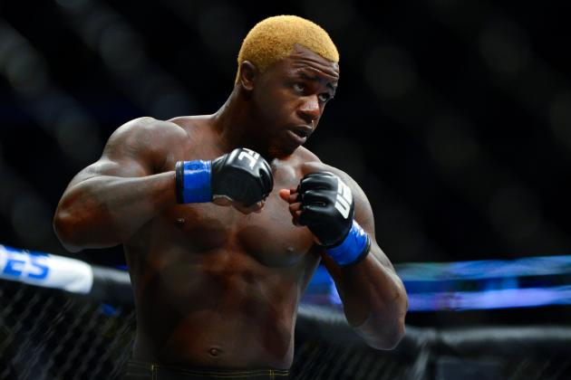Report: Melvin Guillard Avoids Jail Time, Faces Probation for Assault Charges