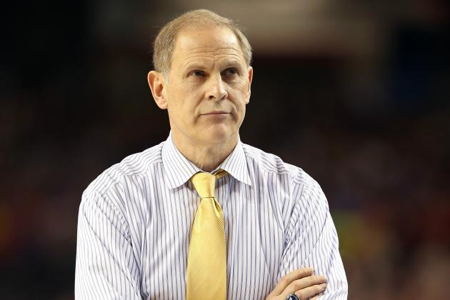 Michigan's John Beilein Has Retirement Date in Mind, but He's Not Sharing