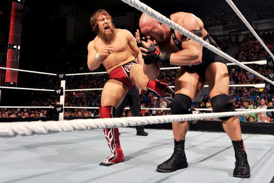 Does Raw's Low Rating Spell Trouble for Daniel Bryan's Main Event Push?