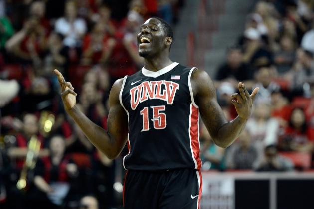 Anthony Bennett Selected No. 1 Overall in 2013 NBA Draft by Cavaliers