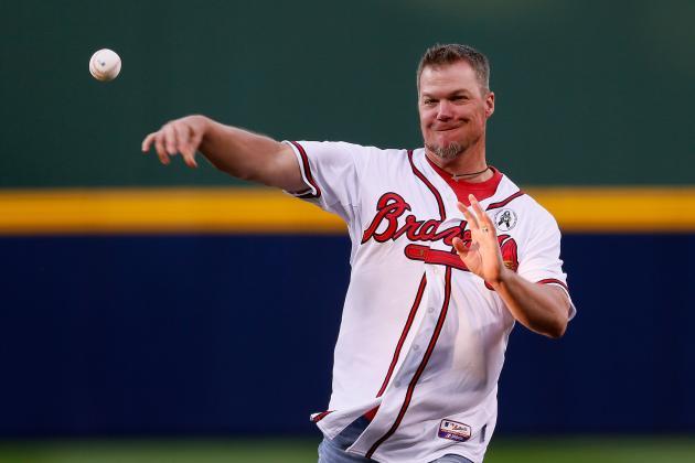 Making Chipper Jones' MLB Hall of Fame Case as Atlanta Braves Retire His No. 10