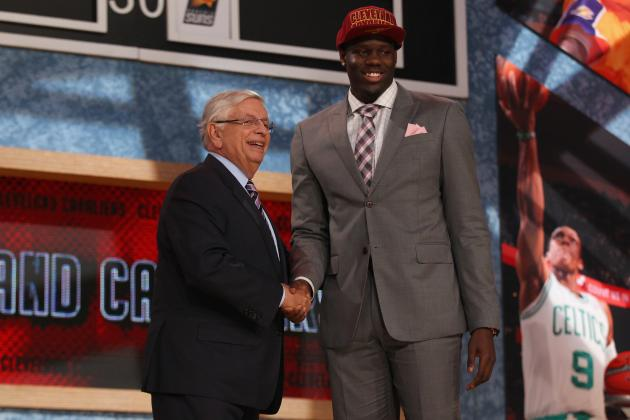 Twitter Explodes as Anthony Bennett is Selected No. 1 Overall By Cavaliers