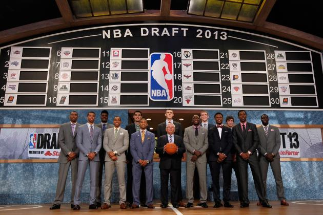 2013 NBA Draft Results: Where Every Prospect Landed in First Round