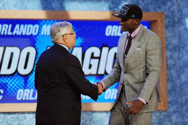 Victor Oladipo's Career Projections with Orlando Magic