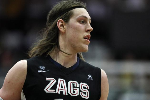 Celtics Reportedly Draft Kelly Olynyk After Trading for Mavericks' No. 13 Pick