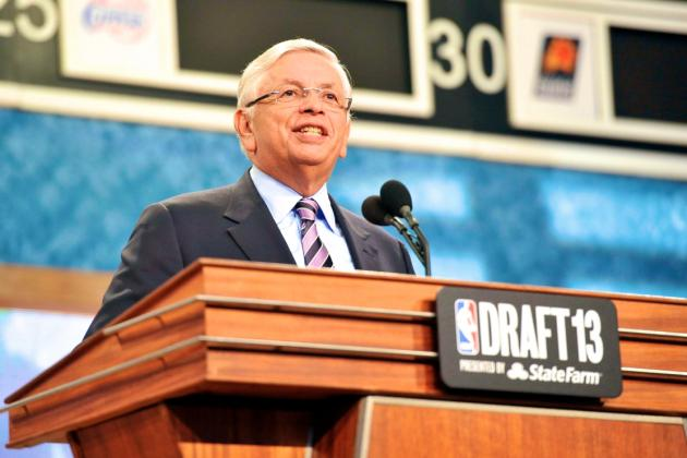 Twitter Reacts as David Stern Milks the Boos During Final NBA Draft