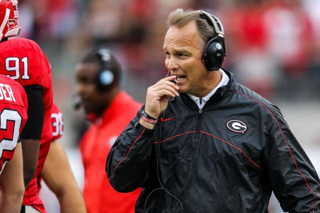 Georgia Football: Why Mark Richt Is the Second-Best Coach in the SEC