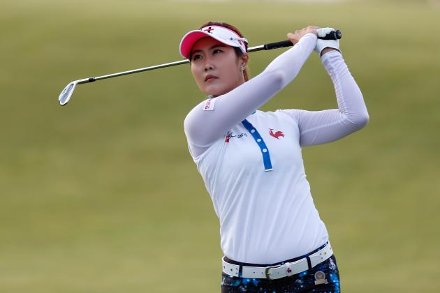 US Women's Open 2013 Golf Leaderboard: Day 1 Results and Standings