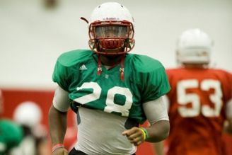 Brown, Suttles Kicked off Nebraska Football Team