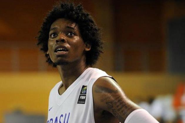 Atlanta Hawks Draft Lucas Nogueira After Trading for Mavericks' No. 16 Pick