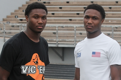 Foreman Brothers Choose Longhorns
