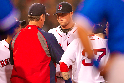 Jon Lester Injury: Updates on Red Sox Pitcher's Leg