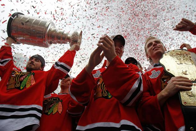 Chicago Blackhawks Parade 2013: Complete Guide to NHL Victory Celebration