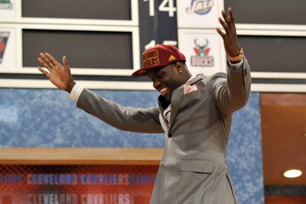 Best-Case, Worst-Case Scenarios for Anthony Bennett in Cleveland