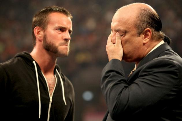 CM Punk Will Lose the WWE Money in the Bank Match Because of Paul Heyman