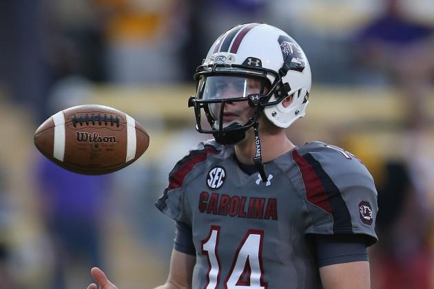 South Carolina Football: Connor Shaw's Recovery Means There Is No QB Controversy