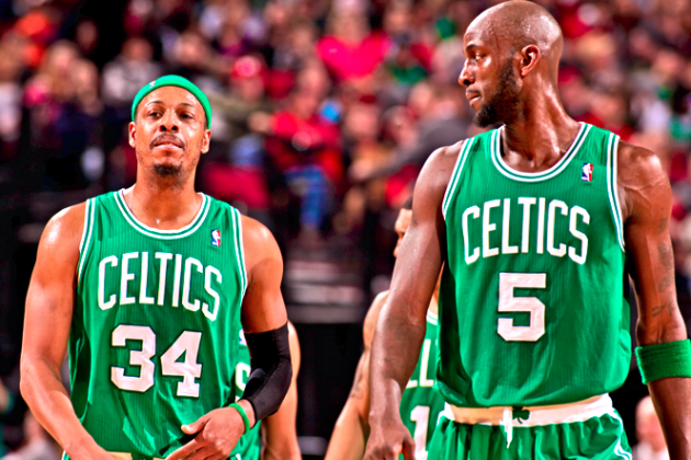 Celtics, Nets Send Kevin Garnett, Paul Pierce to Brooklyn in Blockbuster Deal