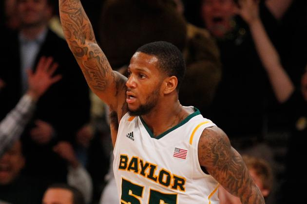 NBA Draft 2013: New Orleans Pelicans Select Pierre Jackson with No. 42 Pick