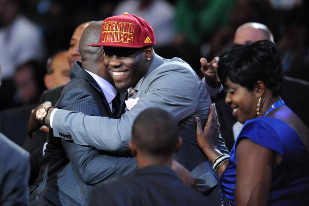 2013 NBA Draft Results: Complete Overview of First-Round Action