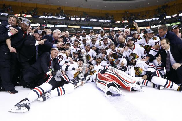 Chicago Blackhawks Parade 2013: Updated Route Info and Viewing Times