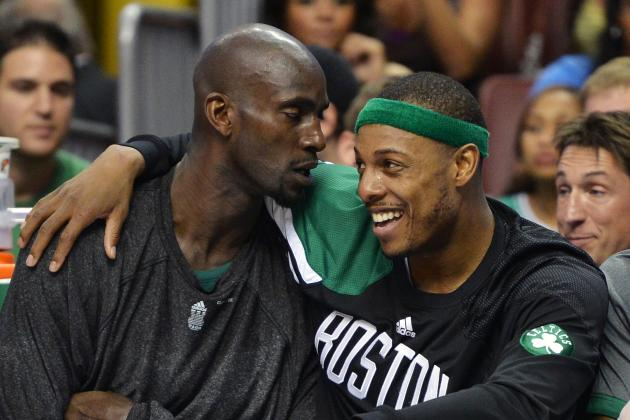 Celtics-Nets Blockbuster Trade: Grading Kevin Garnett, Paul Pierce to Brooklyn