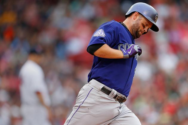 Rockies Lose to Mets in Makeup Game; Michael Cuddyer Extends Streak