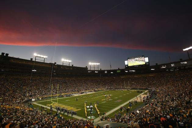 Lambeau Field Waiting List Shrinks