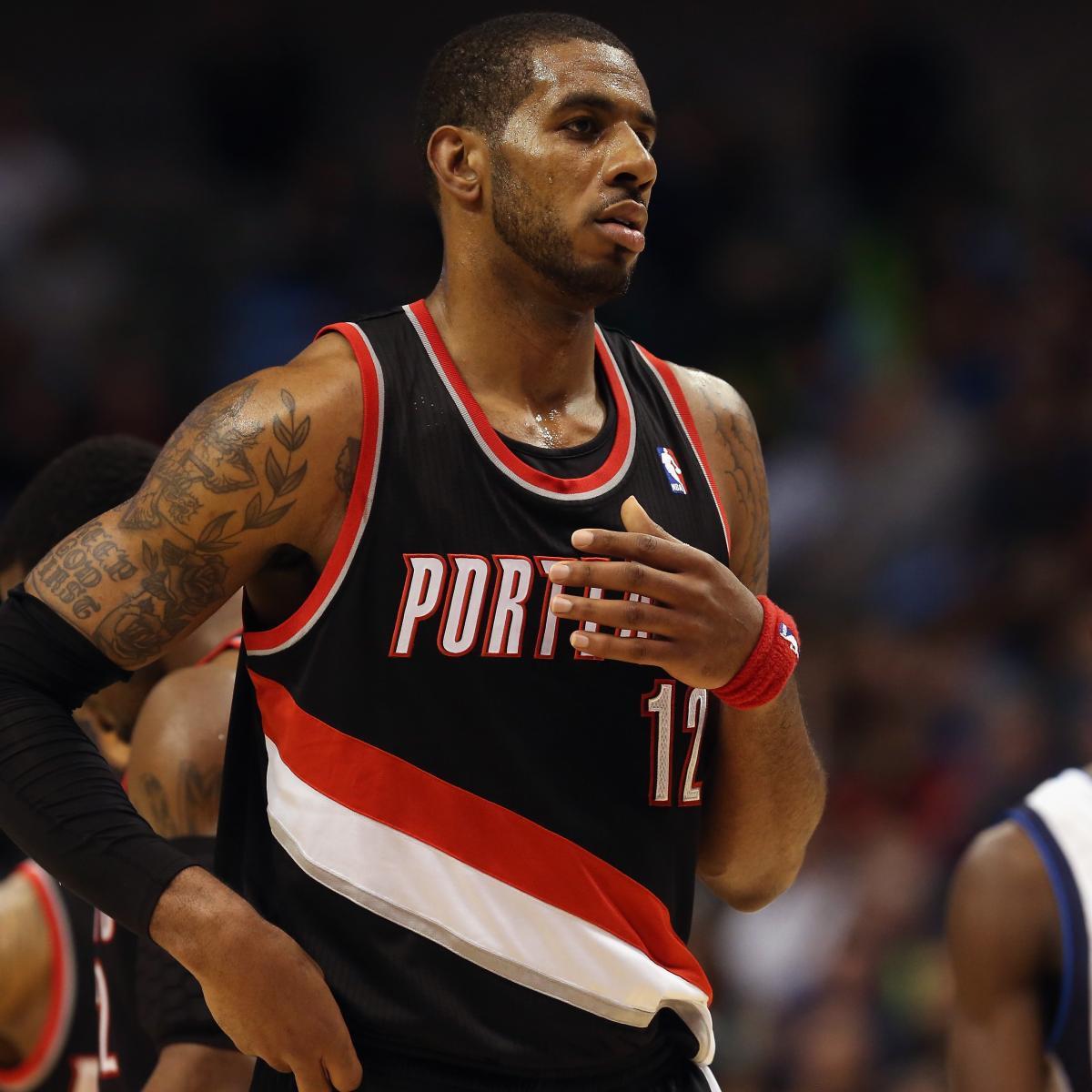 NBA Trade Rumors: Potential Landing Spots For LaMarcus