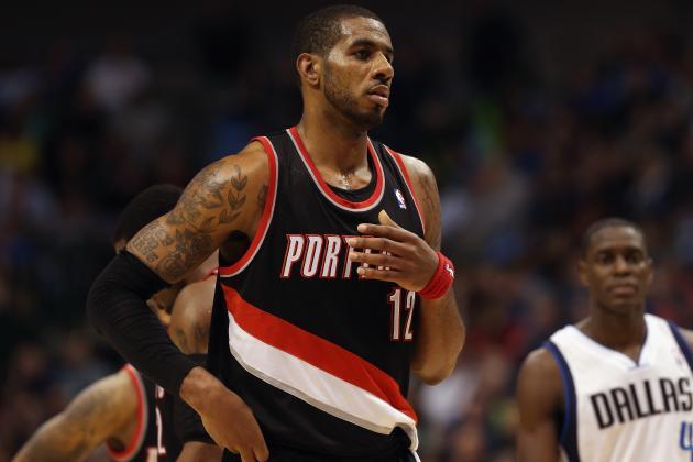 NBA Trade Rumors: Potential Landing Spots for LaMarcus Aldridge