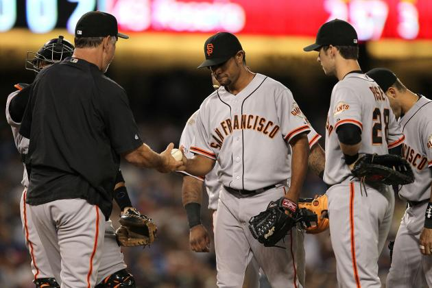 The San Francisco Giants Can Still Win the National League West