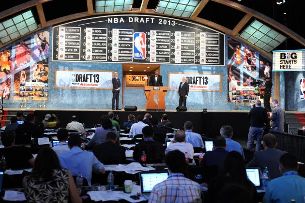 NBA Draft 2013: Memphis Grizzlies Select Janis Timma with No. 60 Pick