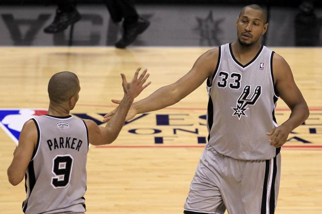 Report: Boris Diaw to Opt-in and Stay with Spurs