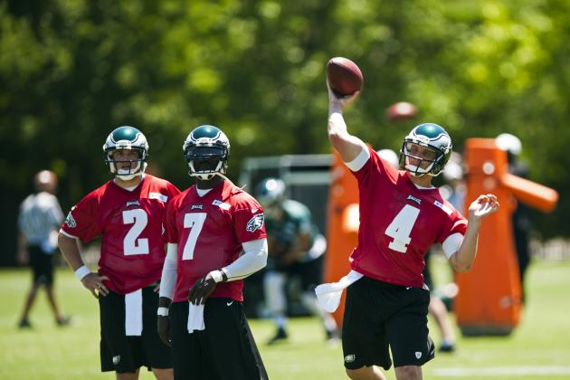 Tale of the Tape for Eagles' Biggest Question Mark Heading into Camp