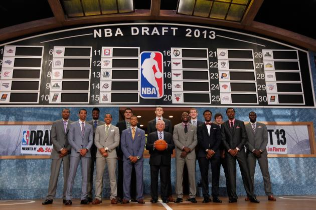 NBA Draft Results 2013: Team-by-Team Selections and Grades