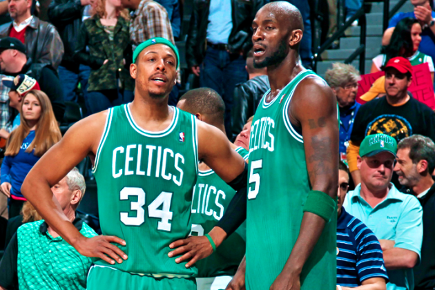 Celtics-Nets Blockbuster Trade: Grading Kevin Garnett, Paul Pierce to Brooklyn