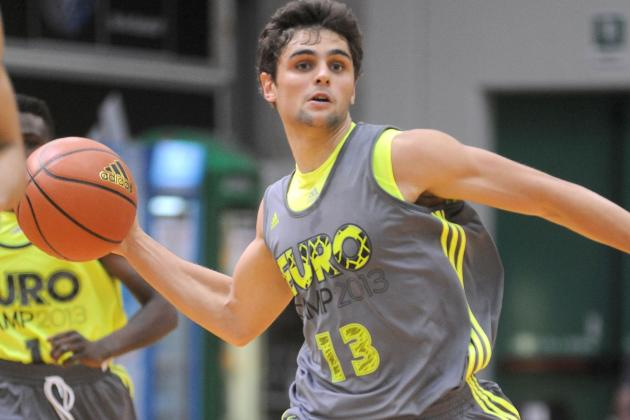 Jazz Acquires Draft Rights to Raul Neto from Atlanta