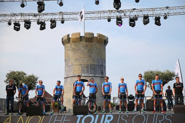 NBC Sports Tour De France 2013: TV Schedule, Daily Listings and Coverage Info