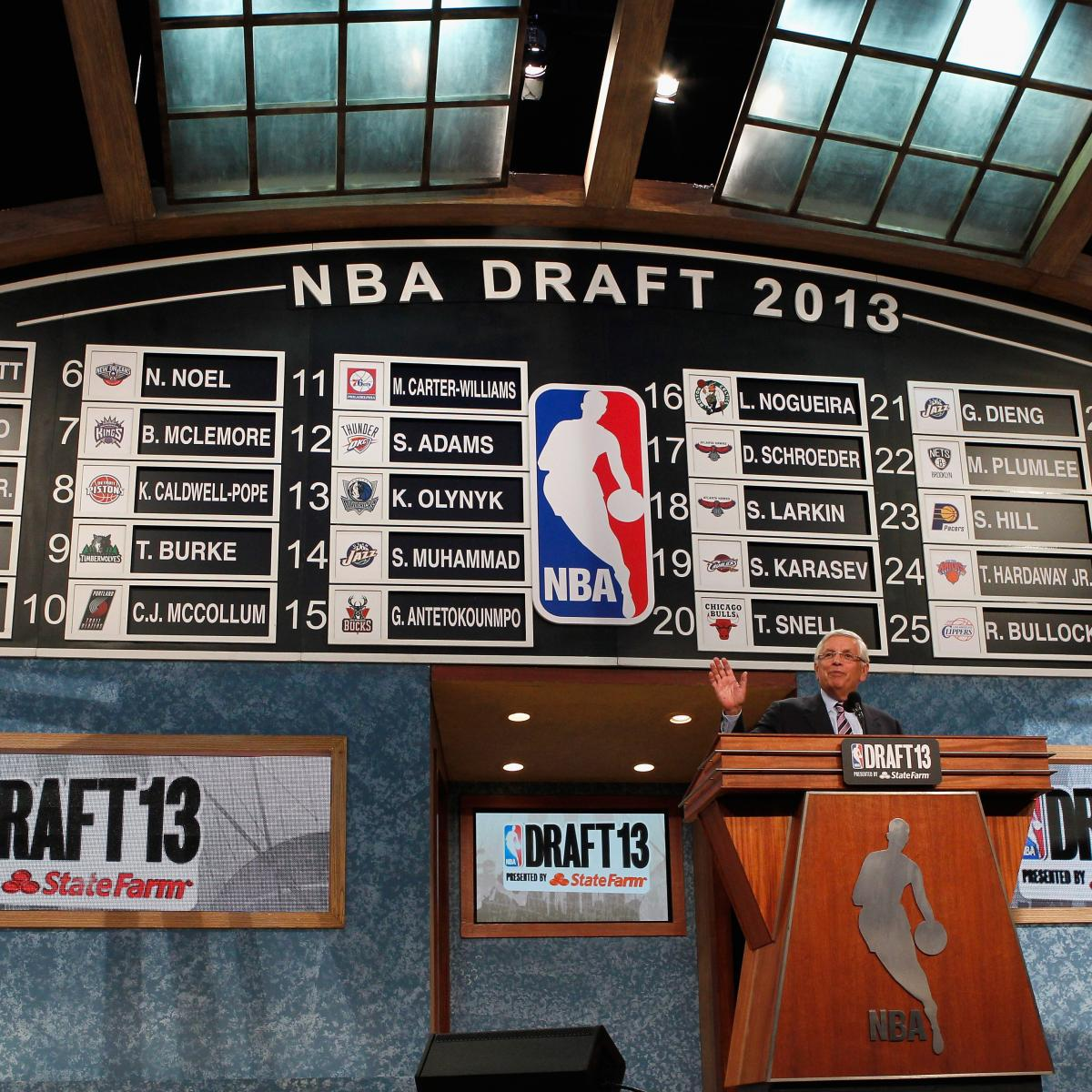 NBA Draft 2013: Ranking the Best and Worst Picks ...