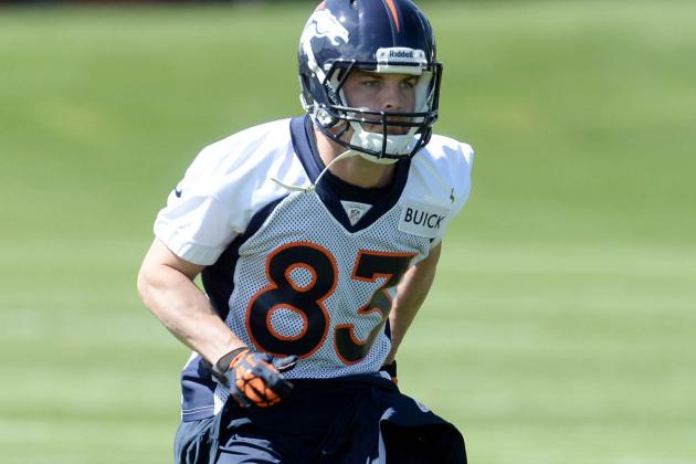 Examining What Wes Welker's Role Will Be in Denver Broncos Offense in 2013