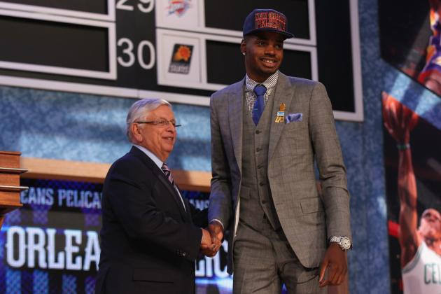 NBA Draft 2013: Twitter Reacts to New Orleans Pelicans-Philadelphia 76ers Trade