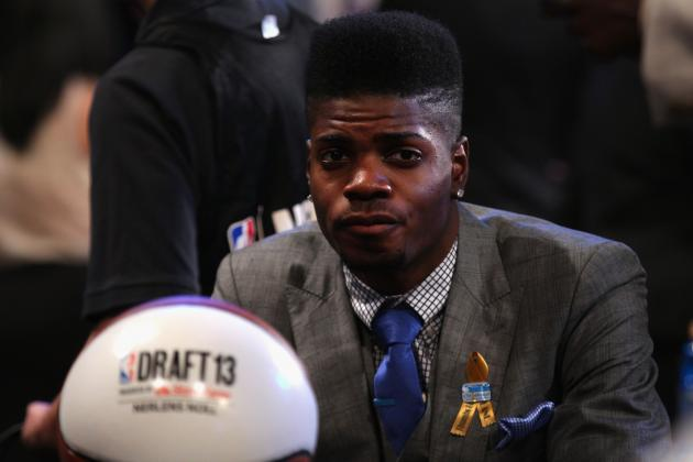 Nerlens Noel's Projected Rookie Stat Line with Philadelphia 76ers