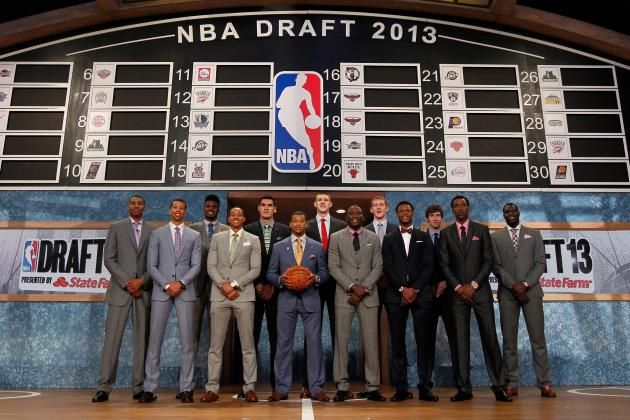 NBA Draft 2013 Grades: Scoring Every Team's Draft Night Decisions