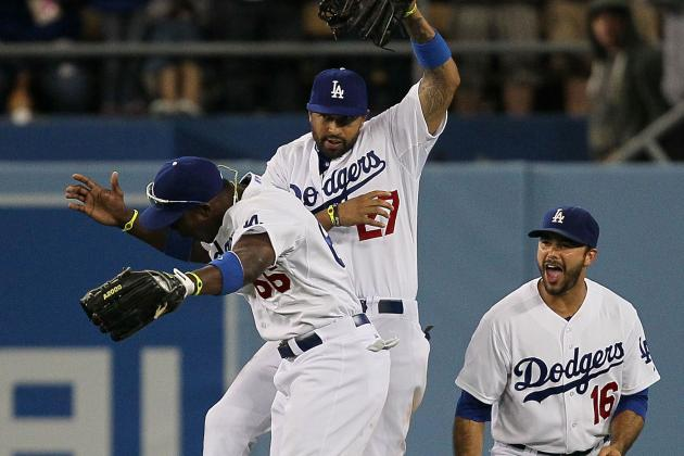 Puig Clutch Again as Dodgers Defeat Phillies