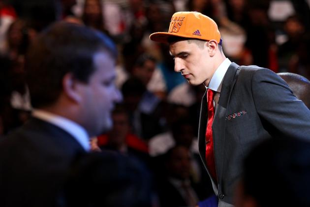 Phoenix Suns Select Alex Len with the 5th Pick in the NBA Draft